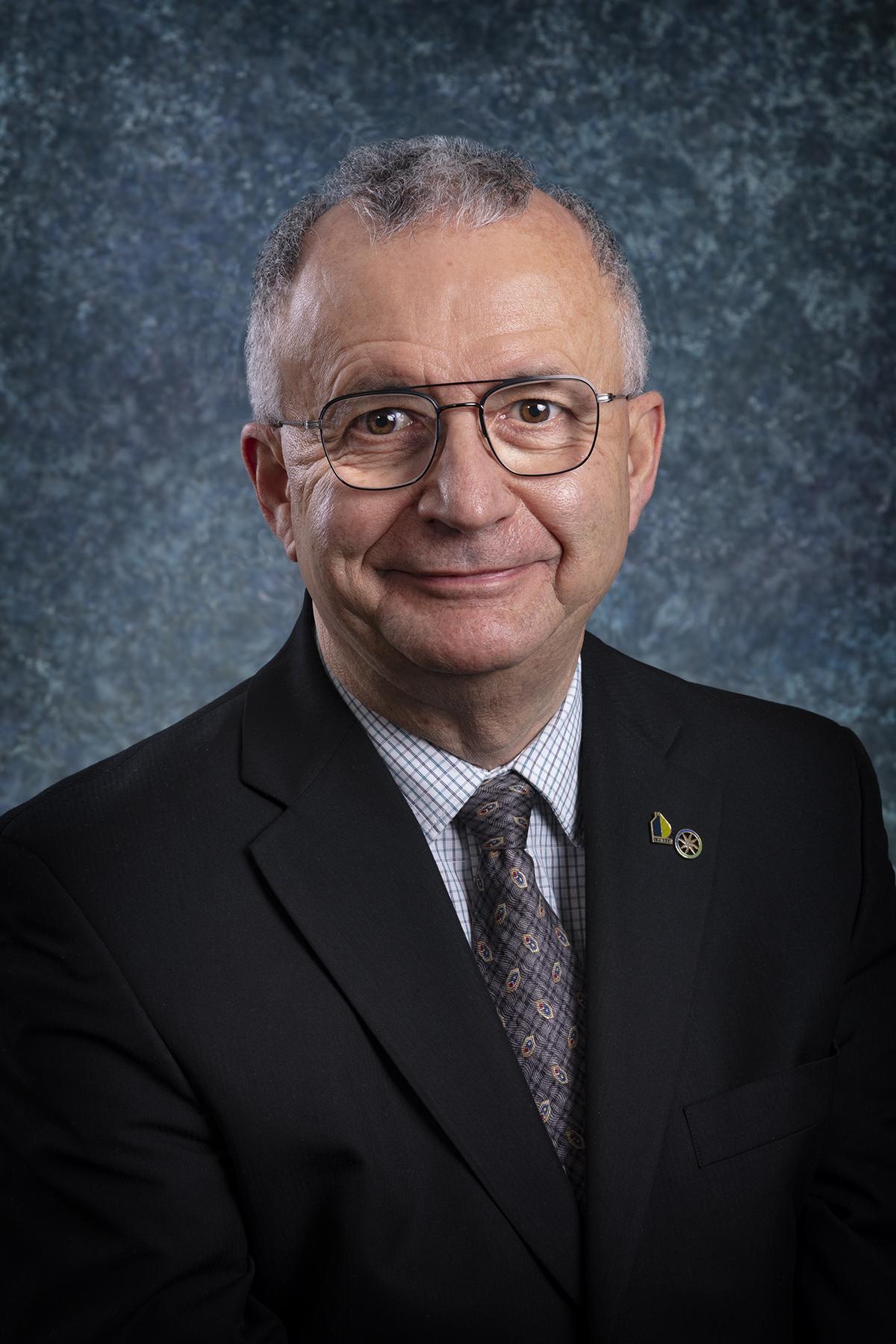 Sylvain Demers : inspecteur municipal en bâtiment et en environnement