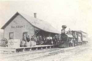 P021 - valcourt station