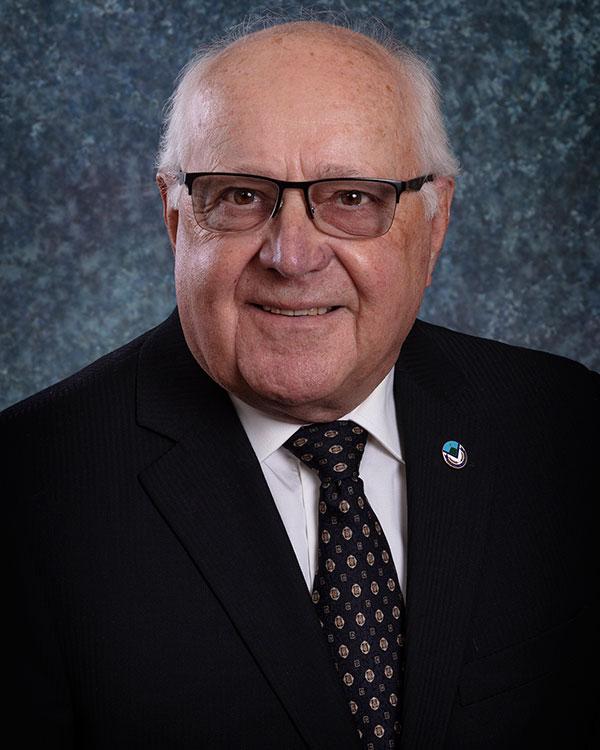 Patrice Desmarais : maire