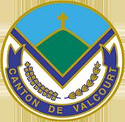Logo du Canton de Valcourt