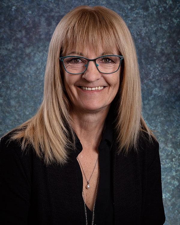 Julie Marcotte : secrétaire trésorière adjointe